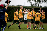 Australia U23 Mixed vs Japan U23 Mixed - Day 3 - Pool Play - Wor