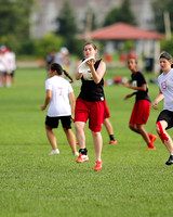 U19 Girls Placement - 2015 USAU Youth Club Championships