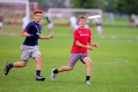 Saturday Round 2 - 2015 USAU Youth Club Championships