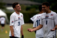 United States U23 Open vs Netherlands U23 Open - Day 3 - Pool Pl