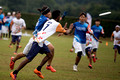 Taipei vs India - Pool P Mixed - WU23 Ultimate Championships 2015