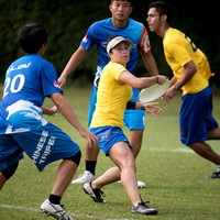 Colombia U23 Mixed vs Chinese Taipei U23 Mixed - Mixed power poo