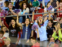 MLU DC Current at Philadelphia Spinners - 4/12/14