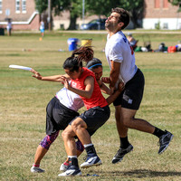 USAU Northeast Mixed Regionals -- Saturday