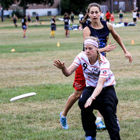 USAU Northeast Women's Regionals -- Sunday