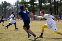 New England Open 2013 - Sunday Action, Div 1 Quarterfinals