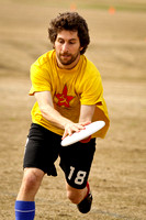 Spring Ultimate League -- 2013