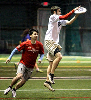 Ultimate Indoor National Championships - Sunday
