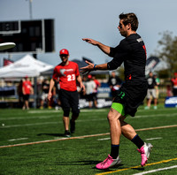 2015 USAU Nationals - Saturday