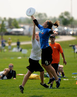 2012 USAU D-I College Championships Saturday Action