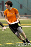 Ultimate Indoor Championships - Saturday