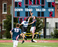 AUDL DC Breeze game