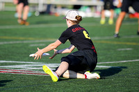 Women's Semifinal - Riot vs Fury - 2015 USAU National Championships