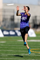 Day 2 of the 2015 USA Ultimate Nationals Championships