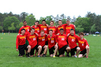 USAU 2013 HS Northeasterns -- Team Photos