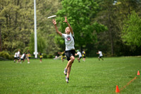 USAU 2013 HS Northeasterns -- Sunday, Girls Semifinals