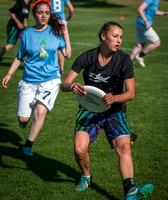 Round One - Sat Girls - USAU 2013 HS Southerns
