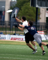 Revolver vs Machine - Pool Play - USAU Club Nationals 2015
