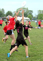 Round One - Sat Girls - USAU 2013 HS Centrals