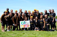 Fri Round 2 - 2013 D-I College Champs - UCF Sirens