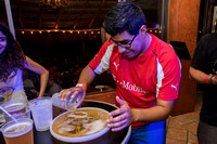 Pan-American Ultimate Championships (PAUC) 2015 - Volunteer Welcome Dinner