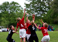 Women's: Wisconsin Bella Donna v Northeastern Gung Ho- Sat - 2013 D-I College Champs