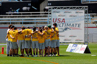 Mixed Semifinal - 2014 USAU US Open