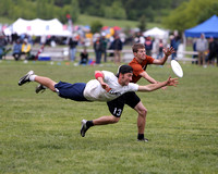 Saturday Highlights - 2013 USA Ultimate D-I College Champs