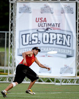US Open 2013 -- Team USA vs. Team Colombia