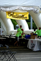 Pre/Post Game & Vendor Expo - USAU 2013 HS Southerns