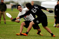 USA Ultimate Nationals Championships 2013 - AMP vs Slow White Pre-Quarters game