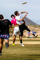 BYU-B vs ASU - New Year Ultimate Fest 2016
