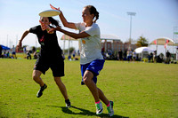 Women's Semis - 2014 USAU National Championships
