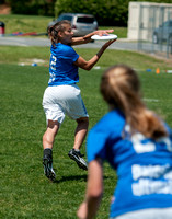 Finals - Sun Girls - USAU 2013 HS Southerns