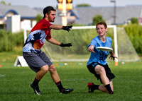 Action from Sunday's Games at YCC 2013