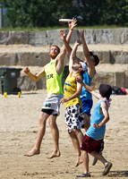 Action from Saturday Games - Sandblast 2013