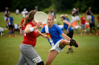 Women's Sunday - Round 4 - Chad - Club Terminus 2013