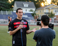 Highlights - Truck Stop vs Clapham Ultimate - Benefit Event - 8/16/13