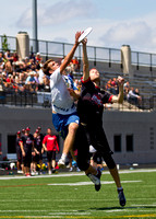 Action from the 2013 AUDL Finals - Radicals vs. Rush