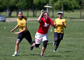 Women's: Minnesota Ninjas v Wisconsin Bella Donna - Fri - 2013 D-I College Champs