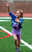 Kid's Clinic - 2013 MLU National Champs