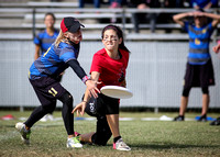 USA Ultimate National Championships 2013 - Sunday Women's Third Place