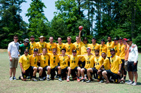 University of Colorado Team Photo - 2016 USA Ultimate College Ch