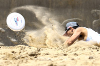 Action from 2016 USAU Beach Nationals
