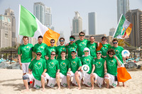 Ireland Open Team Photo - WCBU 2015