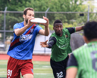 Philadelphia Spinners at NY Rumble 5/7/16 - MLU