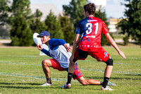AUDL Regular Season - Dallas Roughnecks vs Charlotte Express
