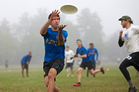 USAU NE Regionals 2013 -- Men's, Sunday Round 1