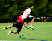 Sunday Qtrs - 2016 USA Ultimate College Championships