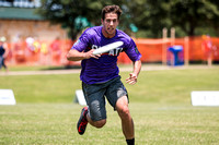 AUDL Regular Season - Dallas Roughnecks vs Atlanta Hustle